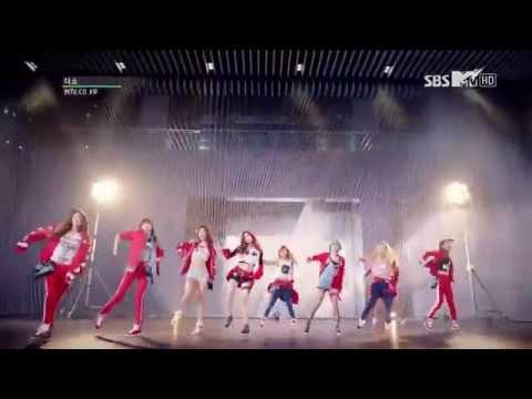 130201 SNSD 'I GOT A BOY' MTV The Show DANCE Ver.