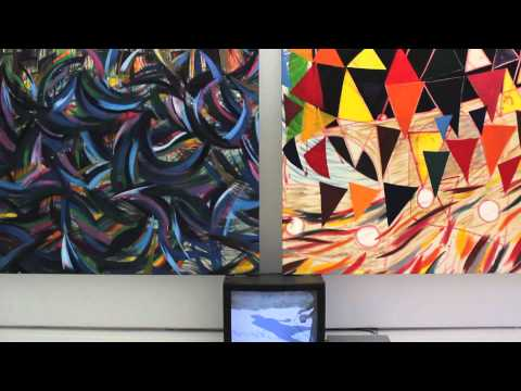 Michael Markowsky exhibition at Access Art Gallery, Vancouver (2011)
