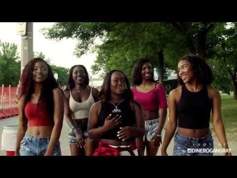 Alexis Monroe - New Fav Song Shot By DineroGangRay