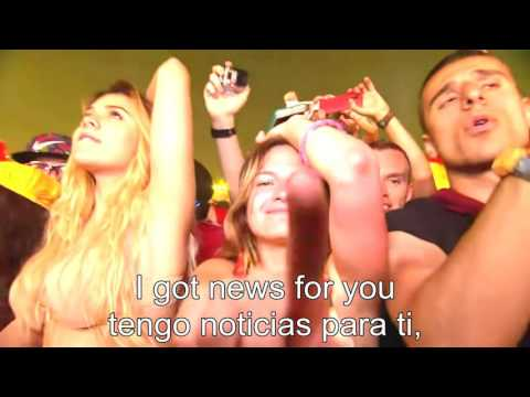 Axwell /\ Ingrosso - Sun Is Shining live (sub Ingles - español ) Tomorrowland