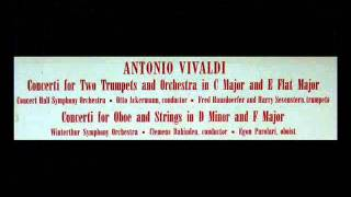 Vivaldi / Hausdoerfer / Sevenstern, 1952: Concerto for Two Trumpets in C Major
