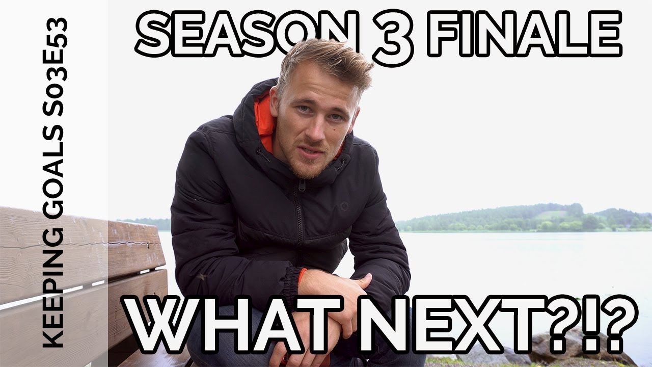Series 3 Finale (Exciting News!!) | Keeping Goals S3Ep53