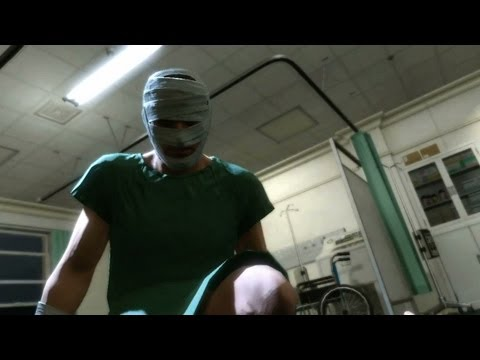 The Phantom Pain Debut Trailer