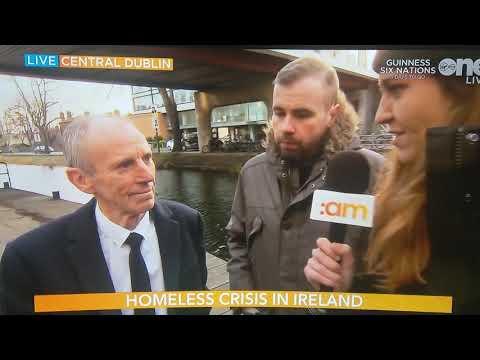 Inner City Helping Homeless on Ireland AM