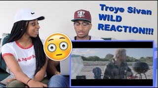 "Couple Reacts : Troye Sivan ""WILD"" Reaction!!!"
