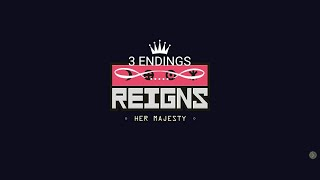 Reigns Her Majesty : All 3 endings screenshot 2