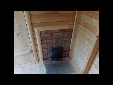 Недорогая дачная баня в Барнауле под ключ