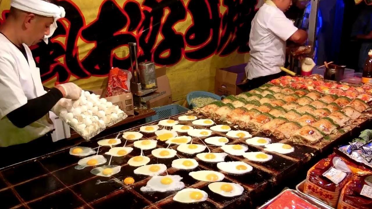 COMIDAS CALLEJERAS DE JAPÓN - Street Food