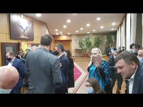 Паноптикон: Сессия облсовета (Кальцев заманивает распахнутым пиджаком) 11.12.2020