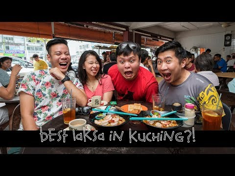 Best laksa in Kuching | A local definitive guide 2018