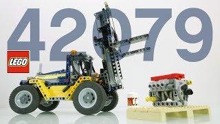 Чесний Технік / Огляд LEGO Technic 42079