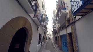 Walking Tour: Sitges, Catalonia, Spain