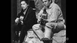 Bob Dylan and Johnny Cash- That