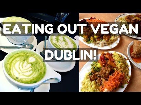 EATING OUT VEGAN IN DUBLIN 🍴Cheap, Tasty Vegan Eats!