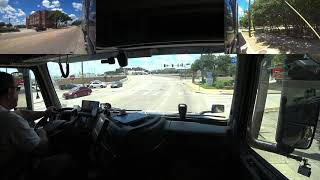 July 24, 2020/297 Trucking, Empty and reloaded. Fort Worth Texas