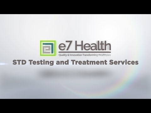 STD Testing Services