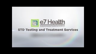 e7 Health STD Testing And Treatment Services