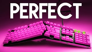 I found the PERFECT keyboard