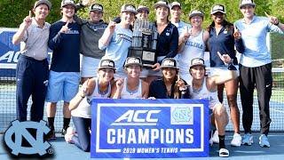 North Carolina Wins The 2019 Women's Tennis Championship