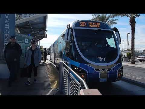 RTC of Southern Nevada (Las Vegas): Bus Observations - Part 1/2