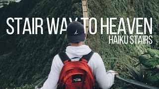 STAIRWAY TO HEAVEN (OAHU, HAWAII) 2015  [HD]