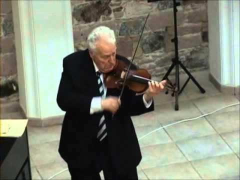 Paganini/Lukas David: Caprice Nr. 24