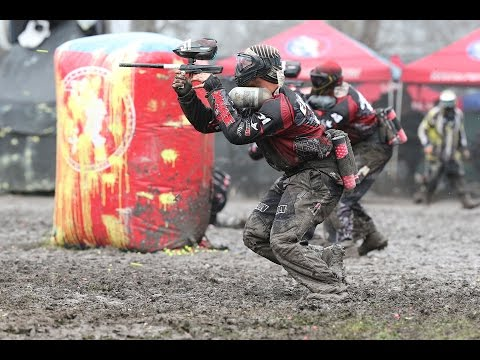 Saturday Game 7 Tampa Bay Damage vs Moscow Red Legion - PSP Dallas Open Paintball 2015