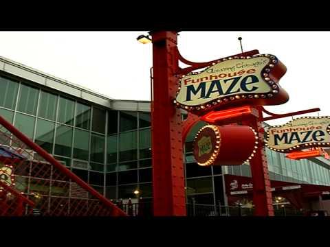 Funhouse Maze at Navy Pier
