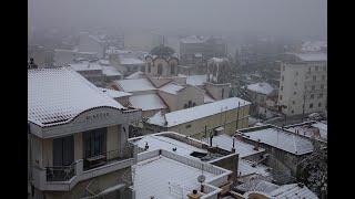 Στα λευκά το Κιλκίς εν μέσω κορονοϊού - Eidisis.gr webTV