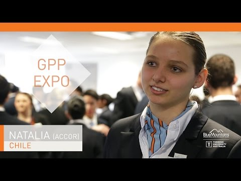 Natalia, GPP Expo, ACCOR