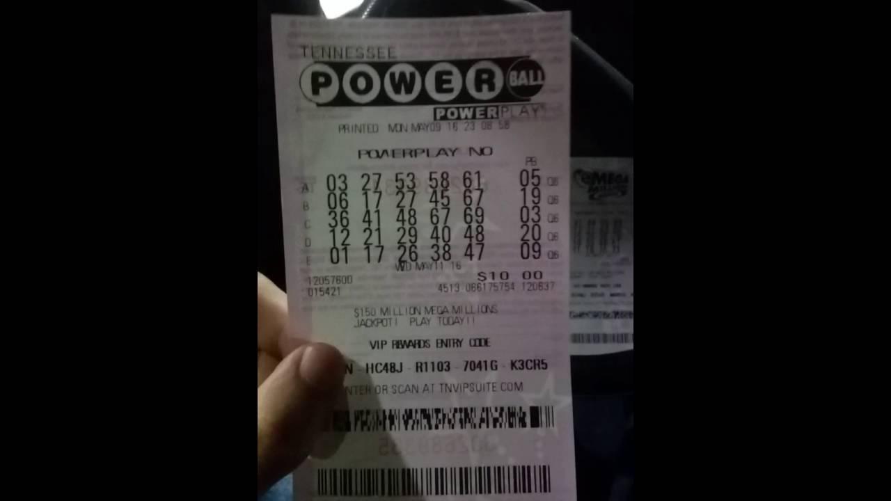 Buy Powerball Tickets