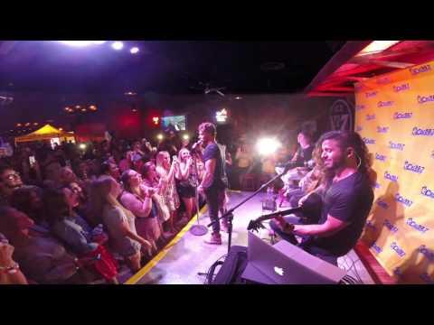 "Chris Lane  ""Fix"" live at Wild Greg's Saloon"