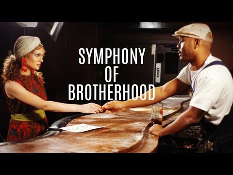 Miri Ben-Ari - Symphony Of Brotherhood (ft Martin Luther King Jr )