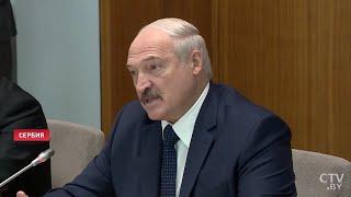 Лукашенко: Россия не стремится дружить с Евросоюзом? Или Китай? Беларусь? / Политика
