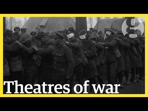 Theatres of war | First World War interactive | Chapter four