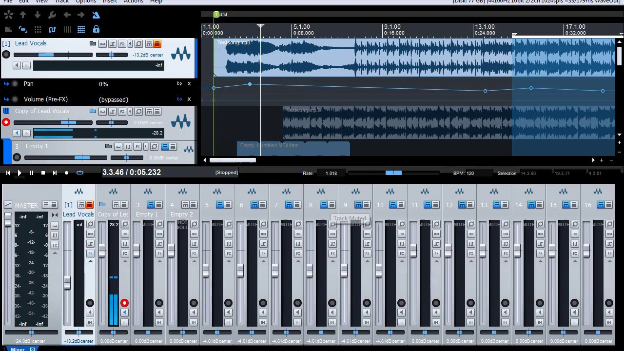 Free Mixing and Mastering Studio One