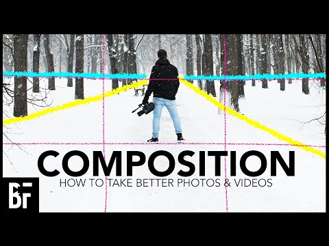 COMPOSITION - The Most Important Thing In Photography