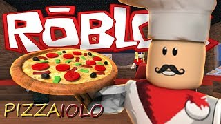 ROBLOX-PIZZAIOLO VIRA MANAGER (Work at a pizza place)