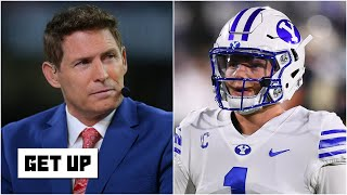 Steve Young says Zach Wilson is the 49ers' top choice in the draft | Get Up
