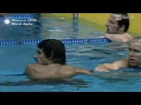 Mark Spitz - Olimpiadi Monaco 1972