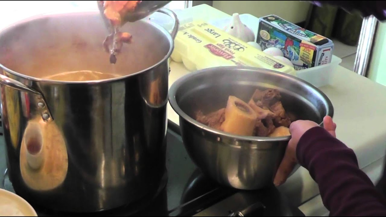 eileens kitchen asian cooking pho vietnamese soup youtube - Pho Kitchen