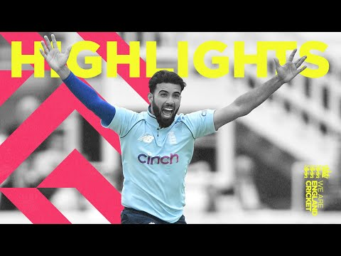 England v Pakistan - Highlights   England Claim Series Win!   2nd Men's Royal London ODI 2021