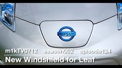 New Windshield for Leaf