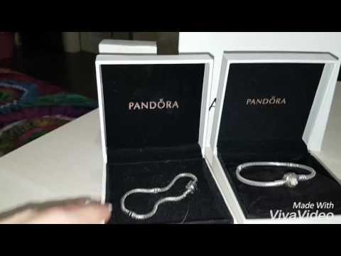 Как отличить оригинальный браслет Pandora от подделки.