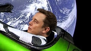 How Elon Musk's Space Car Launch Really Happened