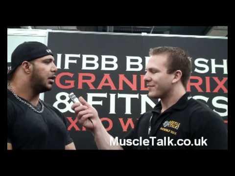 Zack Khan Interview at the British Grand Prix 2011