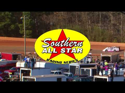 SAS | Heat Three | Cherokee Speedway | March 4 , 2018