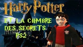 Harry Potter Et La Chambre Des Secrets Let's Play #1 (PS2) (HD)