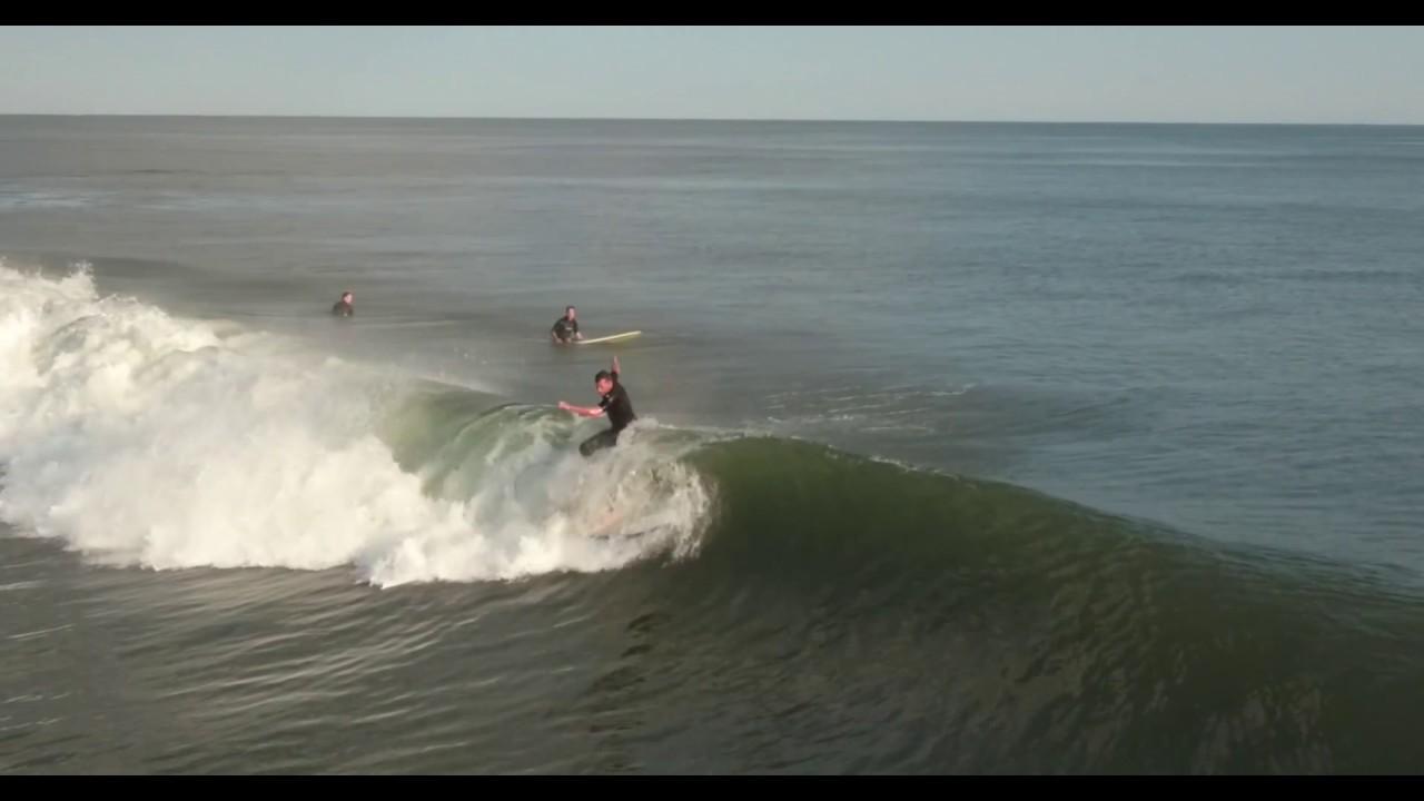 Long Beach Ny Hurricane Irma Swell Surfing