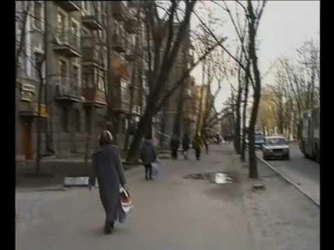 Пр Ленина  1998 год.